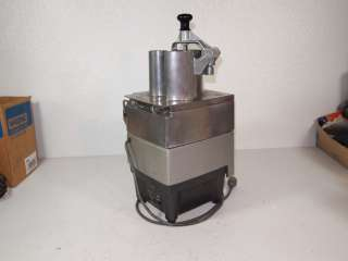 Robot Coupe F 3 Commercial Restaurant Food Processor Machine