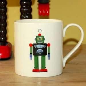 big tomato company Robot Mug   Atomic Kitchen & Dining