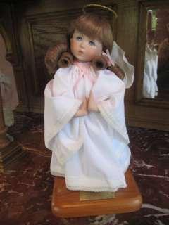 Karissa Porcelain Angel Dianna Effner Doll Lain