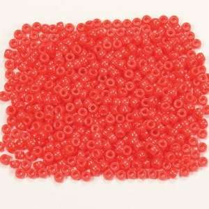 1/2 Lb Of Red Pony Beads   Art & Craft Supplies & Kids