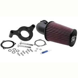 63 1125 AirCharger Performance Intake Kit For Harley Davidson Twin Cam
