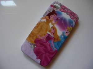 Disney Princesses Hard Cover Case for iPhone 4 4G New