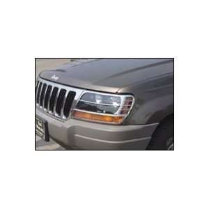 Trim Handle 2002 2004 Dodge Ram; 4 door; Chrome