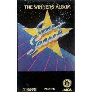 Star Search   The Winners Album: Various artists: Music