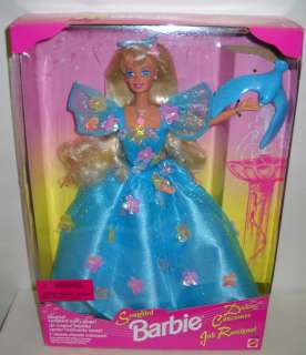 21 NIB Songbird Barbie Doll & Horse & Carriage Foreign
