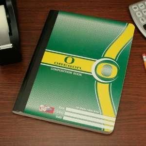 Oregon Ducks Composition Book