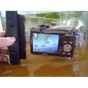 Leaogeek Camera Waterproof Case /bag (1190 1) Electronics