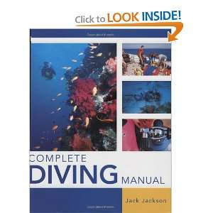 Complee Diving Manual (9781843308706) Jack Jackson Books