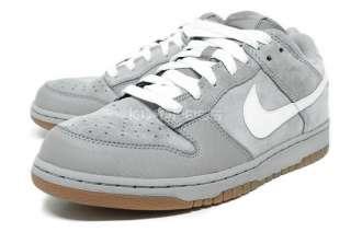 Nike Dunk Low CL Medium Grey/White Gum