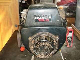 Honda GC160 5 HP Horizontal Shaft Engine Crankshaft 13310 Z0J 650