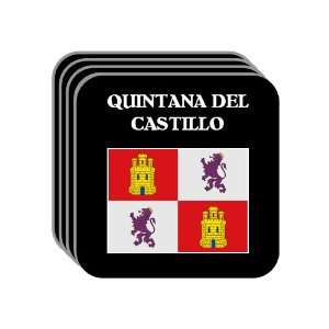 Castilla y Leon   QUINTANA DEL CASTILLO Set of 4 Mini