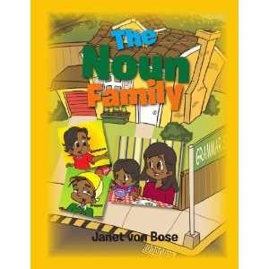 The Noun Family (9781462859870) Janet von Bose Books