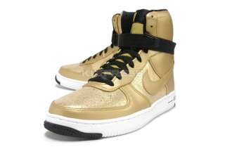 Nike WMNS Air Feather Hi PRM Christmas Pack Gold