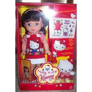 Hello Kitty Kimmy Doll Toys & Games