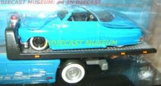 TRUCK FLATBED 1950 50 MERCURY ELITE TRANSPORT MAISTO DIECAST