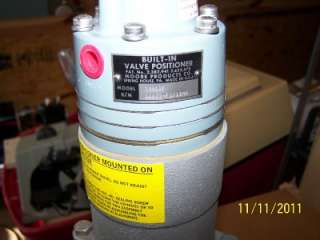 HL Air Motor & SIEMENS MOORE PRODUCTS. VALVE POSITIONER 73N12F