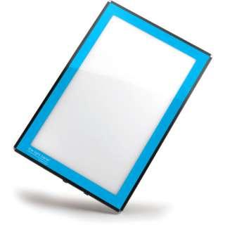 Porta Trace 811LP BLU Gagne LED Light Panel   8.5 x 11 Blue