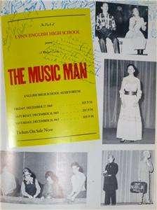 Lynn English High School Class of 1966 Yearbook Lynn MA The Bulldog