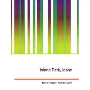 Island Park, Idaho Ronald Cohn Jesse Russell  Books