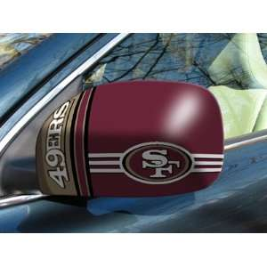 NFL   San Francisco 49ers Small Mirror Cover Sports