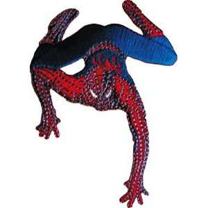 Spider Man Figure Marvel Comics Embroidered Iron On Patch