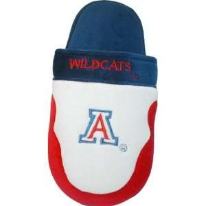 Arizona Wildcats Mens House Shoes Slippers: Sports & Outdoors