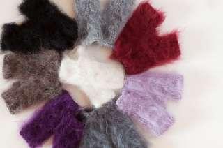 warmers wrist warmers cuffs hand knitted fluffy fuzzy cozy warm gift