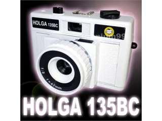 HOLGA 135 BC / 135BC Plastic Lens Hot Shoe 35mm Film Toy Camera LC A+