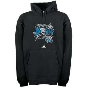 Orlando Magic Black Prime Logo Hoody Sweatshirt