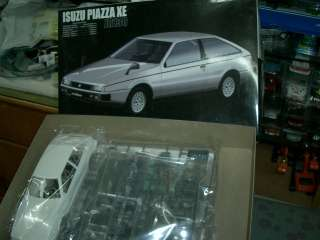 Isuzu Impulse Holden Piazza 1/24 model kit Fujimi