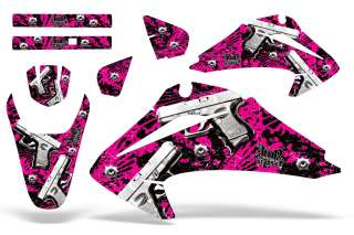 AMR GRAPHICS KIT HONDA CRF 150F 230 F 03,04,05,06,07 GP