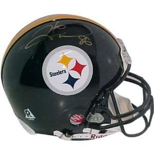 Hines Ward Pittsburgh Steelers Autographed Full Size
