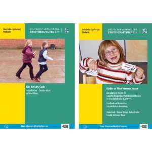 Kids Activity Cards (9783824802746): Svenja Büscher Heike Gede: Books