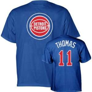 Isaiah Thomas Detroit Pistons NBA Player T Shirt Sports