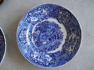 Vintage Petrus Regout Holland Oriental Plate