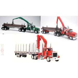 Log Carriers Diecast Trucks Toys & Games