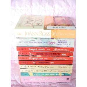 JoAnn Ross Paperback Book Collection JoAnn Ross Books