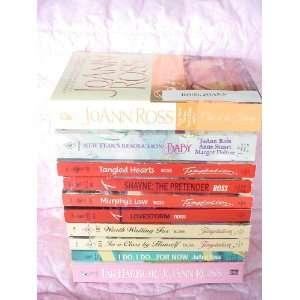 JoAnn Ross Paperback Book Collection JoAnn Ross Books