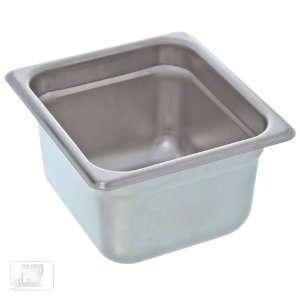 NJP 164 4 Sixth Size Anti Jam Steam Table Pan