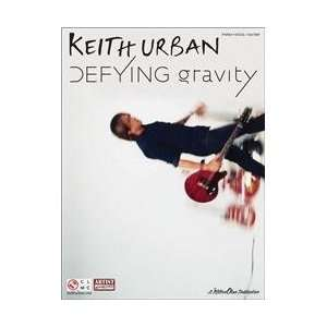 Keith Urban   Defying Gravity arranged for piano, vocal, and guitar (P