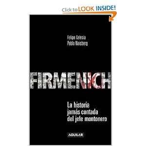 FIRMENICH (Spanish Edition) (9789870415855): WAISBERG
