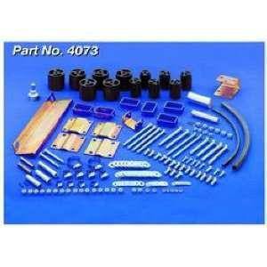 Performance Accessories 4073 3 Body Lift Kit Nissan