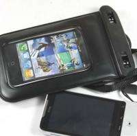 Moblie Phone Pouch Leather Bag Waterproof Kayak Case