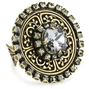 Liz Palacios Arco Iris Swarovski Elements Opulent Crystal Adjustable