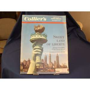 COLLIERS MAGAZINE JULY 8, 1955 (SWEET LAND OF LIBERTY): PAUL