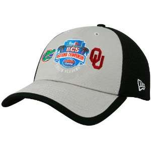 New Era Florida Gators vs. Oklahoma Sooners Black 2009 BCS
