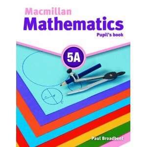 Macmillan Mathematics 5A Pupils Book Pack (9780230732919