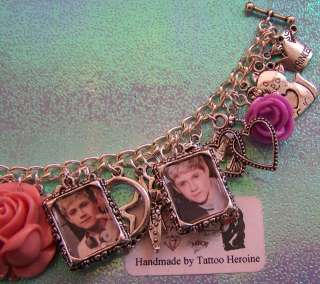 NIALL HORAN**ONE DIRECTION**PICTURE** Charm Bracelet
