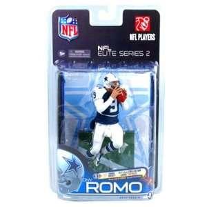 McFarlane NFL Elite Series 2 Tony Romo 5   Dallas Cowboys Bronze Level