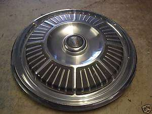 1965 65 Plymouth Fury Hubcap Rim Wheel Cover 14 OEM